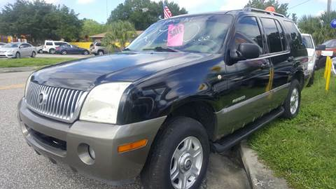 2002 Mercury Mountaineer for sale in Tampa, FL