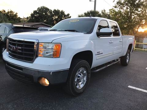 2009 GMC Sierra 2500HD for sale in Tampa, FL