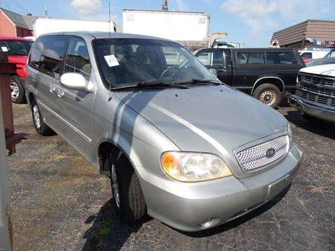 2005 Kia Sedona for sale in Belle Vernon, PA