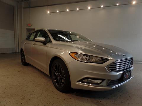 2018 Ford Fusion for sale in Hagerstown, MD