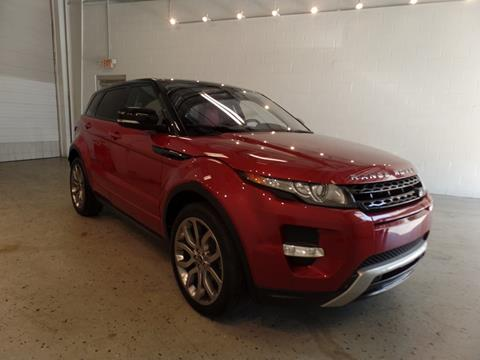 2013 Land Rover Range Rover Evoque for sale in Hagerstown, MD
