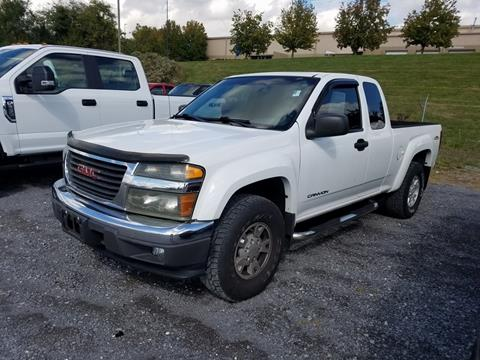 2005 GMC Canyon for sale in Hagerstown, MD