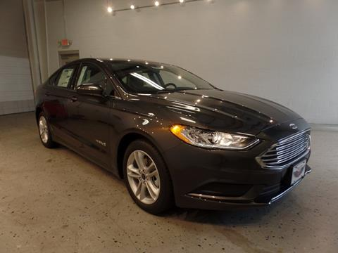 2018 Ford Fusion Hybrid for sale in Hagerstown, MD