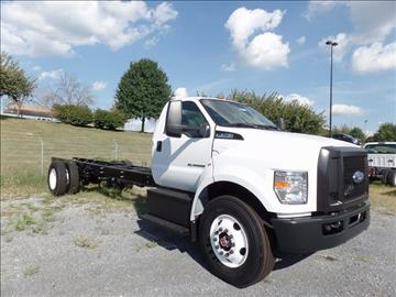2017 Ford F-750 for sale in Hagerstown, MD