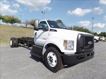2017 Ford F-650 Super Duty for sale in Hagerstown, MD