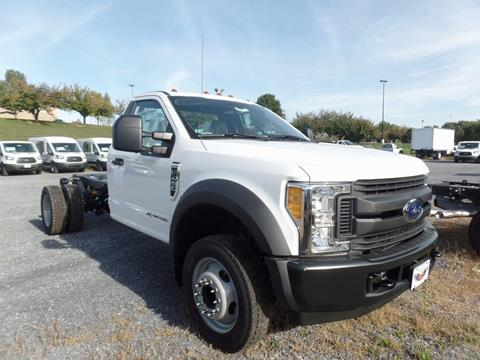 2017 Ford F-450 Super Duty