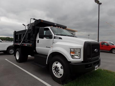 2017 Ford F-650 Super Duty