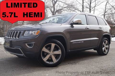 2014 Jeep Grand Cherokee for sale in Hasbrouck Heights, NJ