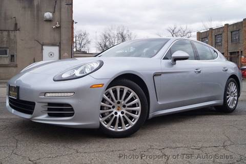 2014 Porsche Panamera for sale in Hasbrouck Heights, NJ