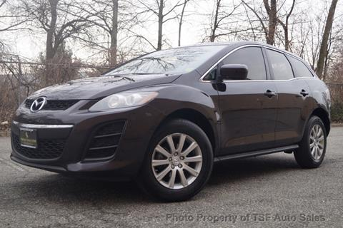 2011 Mazda CX-7 for sale at TSF Auto Sales in Hasbrouck Heights NJ