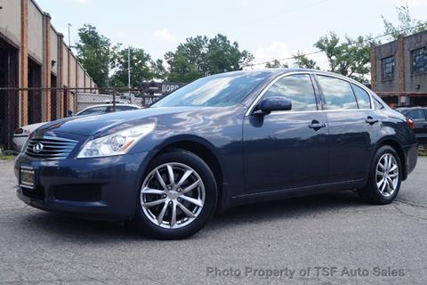 2008 Infiniti G35 for sale at TSF Auto Sales in Hasbrouck Heights NJ