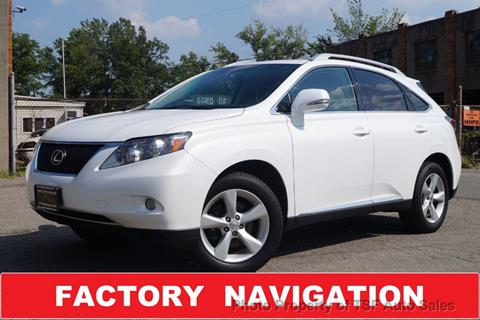 2011 Lexus RX 350 for sale at TSF Auto Sales in Hasbrouck Heights NJ