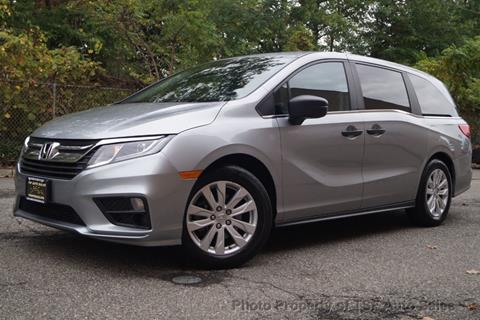 2019 Honda Odyssey for sale in Hasbrouck Heights, NJ