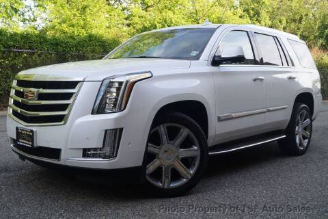 2018 Cadillac Escalade for sale at TSF Auto Sales in Hasbrouck Heights NJ