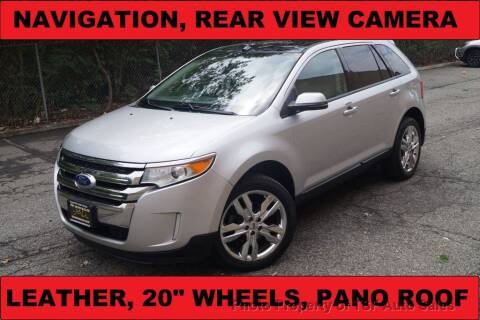 2012 Ford Edge for sale at TSF Auto Sales in Hasbrouck Heights NJ