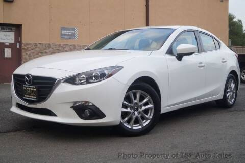 2016 Mazda MAZDA3 for sale at TSF Auto Sales in Hasbrouck Heights NJ