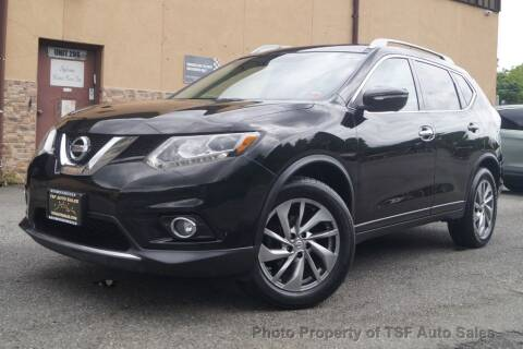 2014 Nissan Rogue for sale at TSF Auto Sales in Hasbrouck Heights NJ