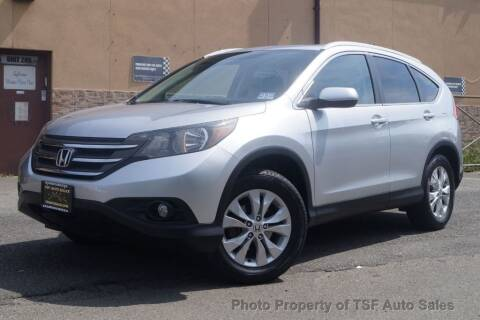2014 Honda CR-V for sale at TSF Auto Sales in Hasbrouck Heights NJ