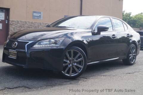 2015 Lexus GS 350 for sale at TSF Auto Sales in Hasbrouck Heights NJ