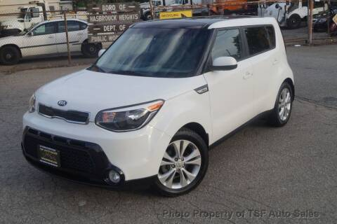 2016 Kia Soul for sale at TSF Auto Sales in Hasbrouck Heights NJ