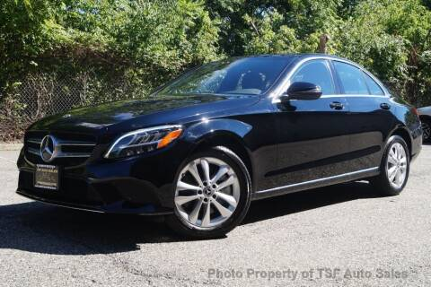 2019 Mercedes-Benz C-Class for sale at TSF Auto Sales in Hasbrouck Heights NJ