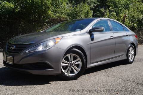 2014 Hyundai Sonata for sale at TSF Auto Sales in Hasbrouck Heights NJ