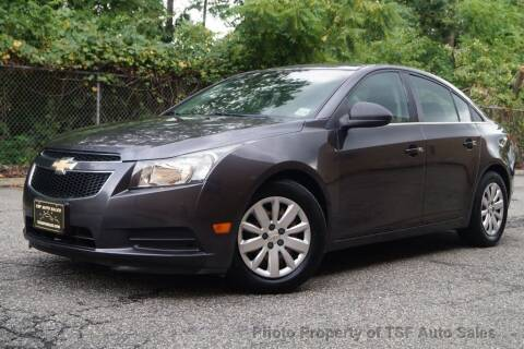 2011 Chevrolet Cruze for sale at TSF Auto Sales in Hasbrouck Heights NJ