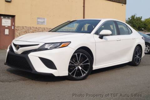 2019 Toyota Camry for sale at TSF Auto Sales in Hasbrouck Heights NJ