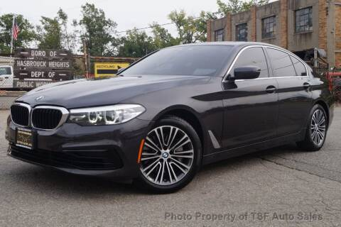 2019 BMW 5 Series for sale at TSF Auto Sales in Hasbrouck Heights NJ