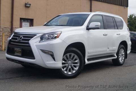 2018 Lexus GX 460 for sale at TSF Auto Sales in Hasbrouck Heights NJ