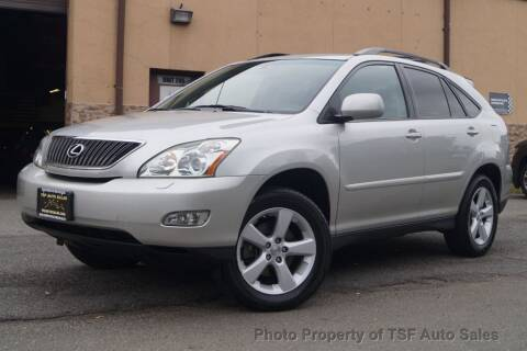 2007 Lexus RX 350 for sale at TSF Auto Sales in Hasbrouck Heights NJ
