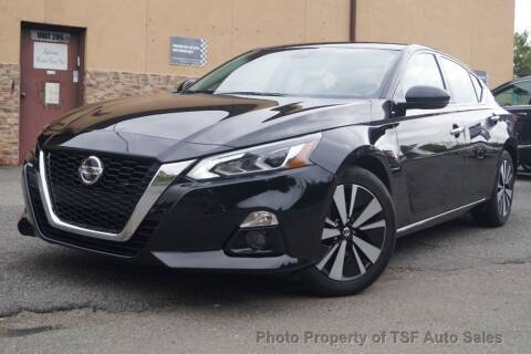 2020 Nissan Altima for sale at TSF Auto Sales in Hasbrouck Heights NJ