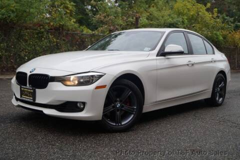 2015 BMW 3 Series for sale at TSF Auto Sales in Hasbrouck Heights NJ