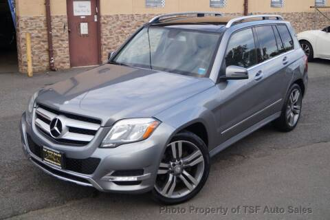 2013 Mercedes-Benz GLK for sale at TSF Auto Sales in Hasbrouck Heights NJ