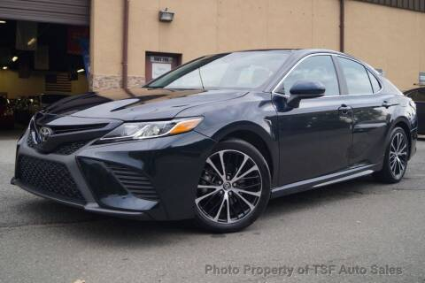2020 Toyota Camry for sale at TSF Auto Sales in Hasbrouck Heights NJ