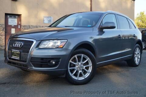 2012 Audi Q5 for sale at TSF Auto Sales in Hasbrouck Heights NJ