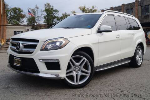 2013 Mercedes-Benz GL-Class for sale at TSF Auto Sales in Hasbrouck Heights NJ