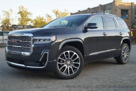2020 GMC Acadia for sale at TSF Auto Sales in Hasbrouck Heights NJ