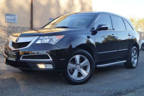 2012 Acura MDX for sale at TSF Auto Sales in Hasbrouck Heights NJ