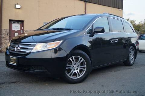 2012 Honda Odyssey for sale at TSF Auto Sales in Hasbrouck Heights NJ