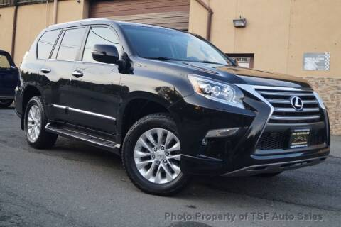 2016 Lexus GX 460 for sale at TSF Auto Sales in Hasbrouck Heights NJ