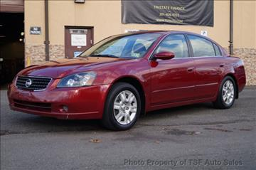 2006 Nissan Altima for sale in Hasbrouck Heights, NJ