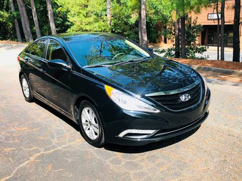 2012 Hyundai Sonata for sale in Marietta, GA