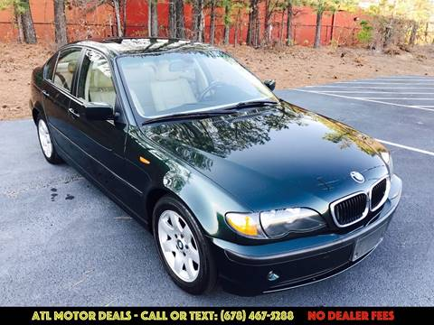 2005 BMW 3 Series for sale in Marietta, GA