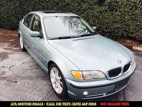 2003 BMW 3 Series for sale in Marietta, GA