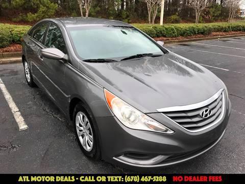 2011 Hyundai Sonata for sale in Marietta, GA