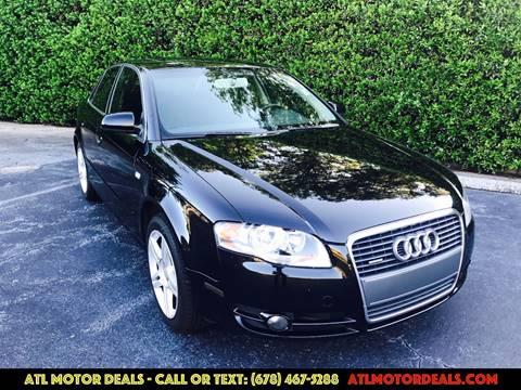 2007 Audi A4 for sale in Marietta, GA