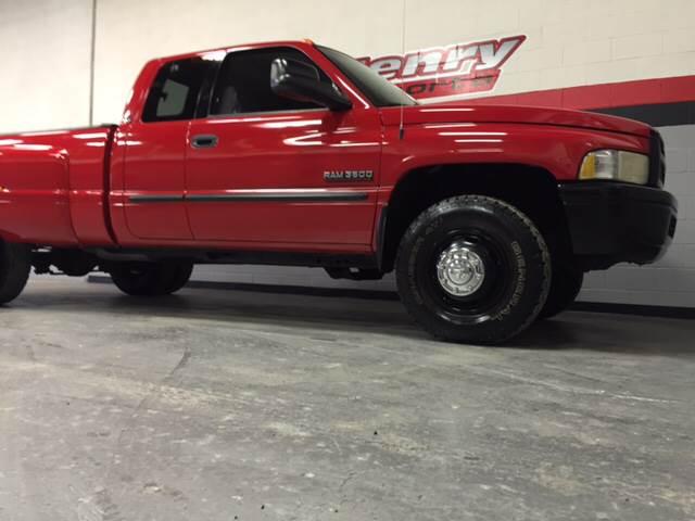 Image 21 of Dodge: Ram 3500 SLT…