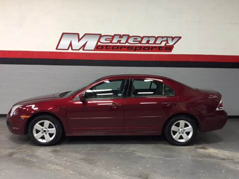 2006 Ford Fusion for sale in Mchenry, IL