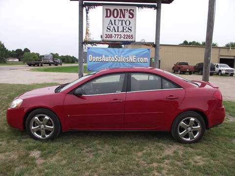 2007 Pontiac G6 for sale in Silver Creek, NE